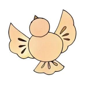 福良雀(ふくらすずめ)