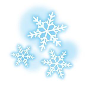 雪柄の着物は冬・夏・通年に着よう