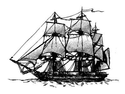南蛮船の画像