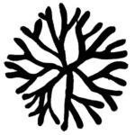 海松丸の着物の柄の画像