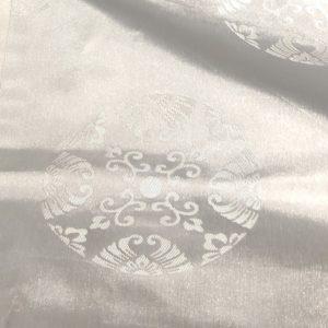 浮線綾柄の着物